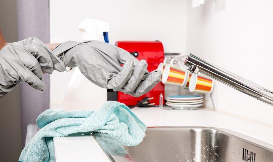 Imposer la propreté de façon astucieuse à la maison