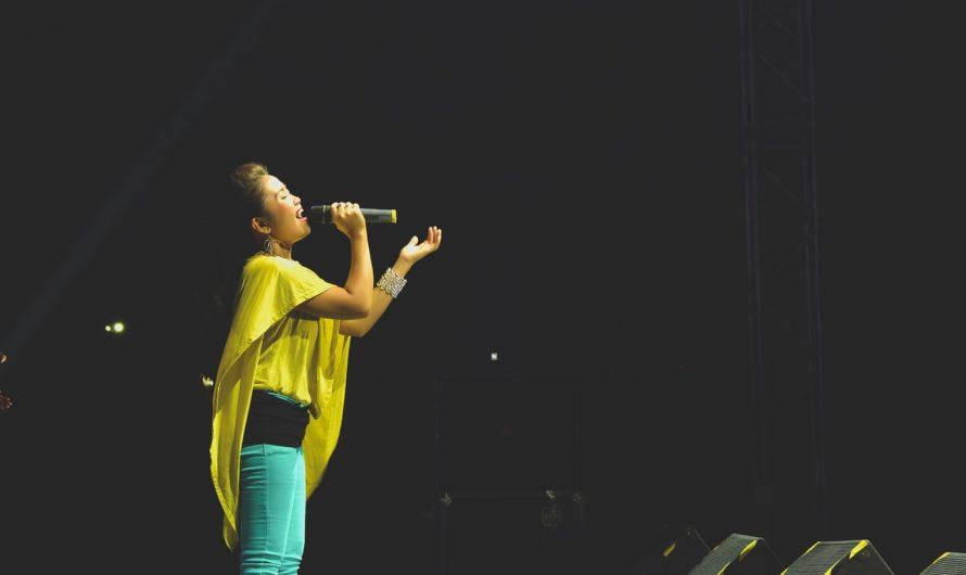 Les avantages des cours de chant professionnels